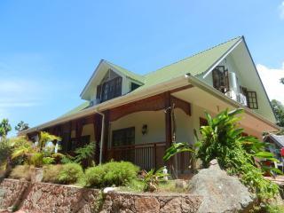 Seaview Villa on La Digue - La Passe vacation rentals