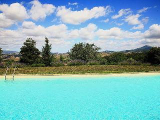 San Giacomo, home with a view - San Casciano dei Bagni vacation rentals