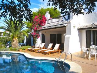 Lovely villa in Menorca, Binibeca, sleeps 8 people - Binibeca vacation rentals