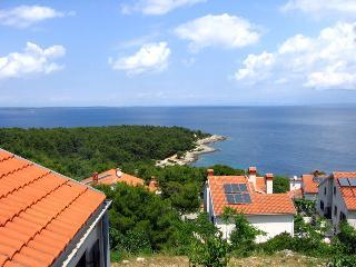 Sea View Apartment with Balcony on Losinj Island - Mali Losinj vacation rentals