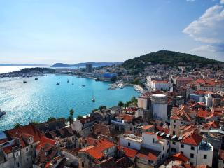 Split Center Apartment LADA - Central Dalmatia Islands vacation rentals