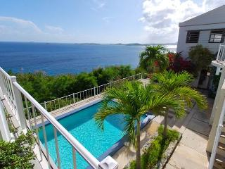 Aurora: Sunset Views! Close to Cruz Bay! Great Layout! - Cruz Bay vacation rentals