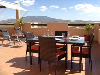 Sun Terrace - 5 bedroom apartment sleeps up to 10 - Alhama de Murcia vacation rentals