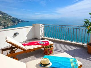 La Ulivella - Large Terrace overlooking the sea - Praiano vacation rentals