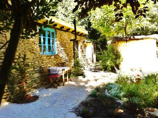 Casita Azul -  rural eco cottage on La Molina - Setenil de las Bodegas vacation rentals