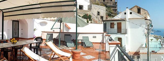 Villa Nerea - Image 1 - Praiano - rentals