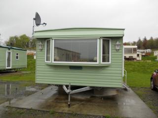Lovely 2 bedroom Caravan/mobile home in Lendalfoot - Lendalfoot vacation rentals