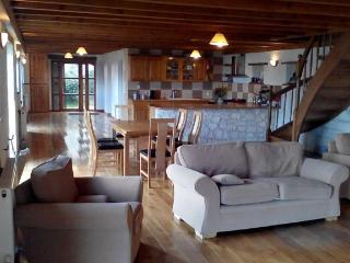 Nice Barn with Internet Access and Shared Outdoor Pool - Courpignac vacation rentals