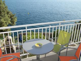 Villa Mediterraneo still new seafront apartment - Komarna vacation rentals