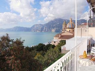 Bright 2 bedroom Praiano House with Internet Access - Praiano vacation rentals