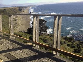 Breathtaking ocean bluff setting - lighthouse views, well equipped kitchen - North Coast vacation rentals