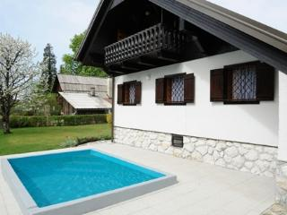 Perfect Chalet with Television and Balcony - Preddvor vacation rentals