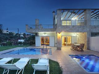 Beautiful Villa with Internet Access and Garden - Nea Kydonia vacation rentals
