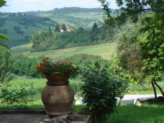 2 bedroom Farmhouse Barn with Shared Outdoor Pool in Montespertoli - Montespertoli vacation rentals