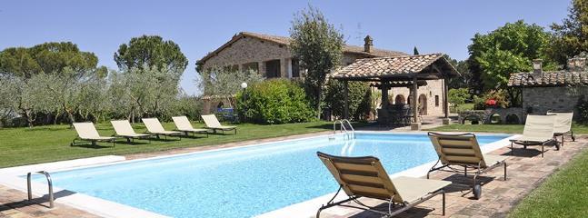 7 bedroom Villa in Torgiano, Campagna Umbra, Umbria, Italy : ref 2230490 - Image 1 - Torgiano - rentals