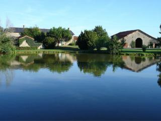 Beautiful 3 bedroom Bressuire Farmhouse Barn with Satellite Or Cable TV - Bressuire vacation rentals