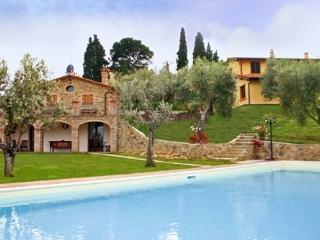 Villa ulivi & La Casina - Lucignano vacation rentals