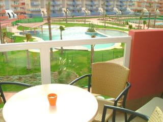 Beautiful Condo with A/C and Tennis Court - Almerimar vacation rentals