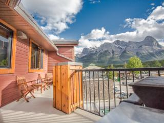2 bedroom Condo with Central Heating in Canmore - Canmore vacation rentals