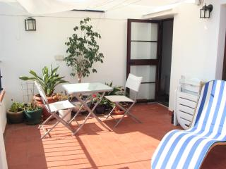 Sunny Townhouse with Television and Microwave - Casarabonela vacation rentals