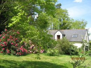 Lanmeur gite nr Guerledan lake - Cleguerec vacation rentals
