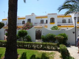 Town House with Wifi, a/c golf beach large pool - Roquetas de Mar vacation rentals