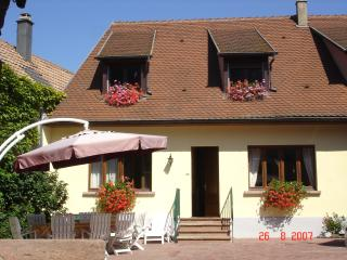Cozy 3 bedroom House in Bergheim - Bergheim vacation rentals