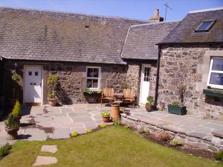 Beautiful Cottage with Internet Access and Outdoor Dining Area - Balmerino vacation rentals