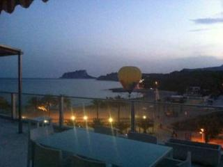 Moraira Seafront Apartment - panoramic views - Moraira vacation rentals