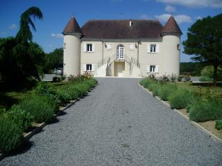 Perfect Chateau with Satellite Or Cable TV and Television - Gueret vacation rentals