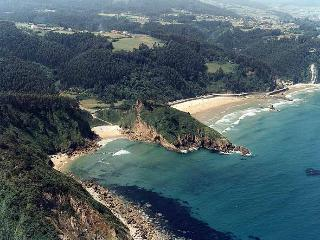 SAN ESTEBAN 1st LINE SEA VIEW & BOAT - Asturias vacation rentals