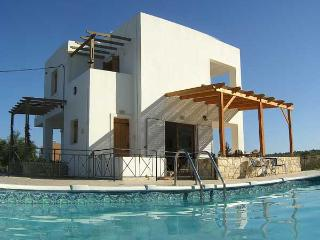 Villa Asteria with private gated pool - Almyrida vacation rentals
