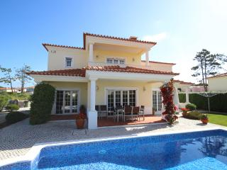 Luxury villa perfect for beach,golf,surf,free WIFI,quiet area ,south face garden - Caldas da Rainha vacation rentals