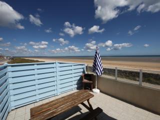 Location 4 pers bord de mer, côte de la Manche - Saint-Marcouf vacation rentals
