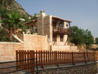 Traditional stone cottage, stunning sea views - Kalkan vacation rentals
