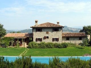 Villa Ai Rosmarini Private House with Pool - Todi vacation rentals