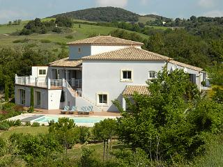 Villa with heated pool near Carcassonne, Languedoc - Montclar vacation rentals