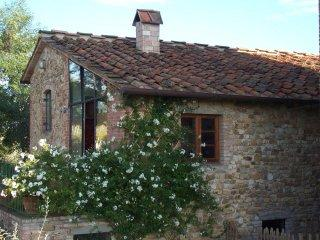 PRUNO Lovely ground floor apartment in Tuscan farm - Tavarnelle Val di Pesa vacation rentals