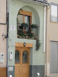 Casita Verde Miramar Valencia Spain - Miramar vacation rentals