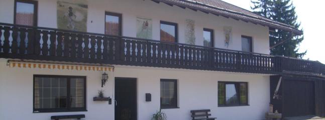 Hike'n Bike Base, 3-4Per/3Room Apartment - Bad Kohlgrub vacation rentals