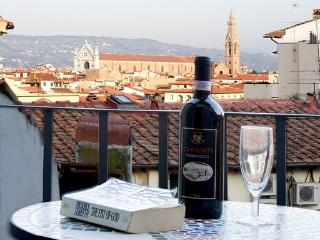 ORFEO - Wonderful View from Oltrarno - Florence vacation rentals