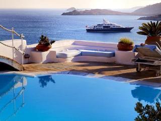 Private Beach Mykonos Unique Location - Psarou vacation rentals