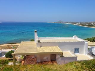 Villa Azure  on the beach Villa Paradise Plaka-Naxos - Naxos City vacation rentals