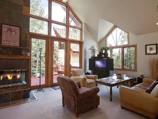 A private winter paradise - Ski in/out, private hot tub - High Pine Lodge at Winterleaf - South Lake Tahoe vacation rentals