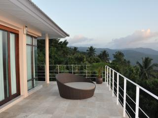 Luxury villa 2 mins from beach - Ban Bang Ben vacation rentals