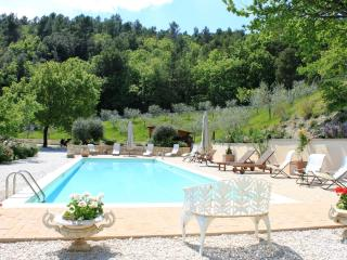 Bright Tower in Spoleto with Internet Access, sleeps 12 - Spoleto vacation rentals