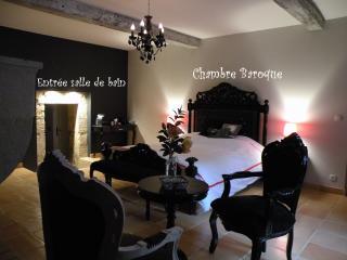 "B&B de Charme ""La Baroque""45m²2pers - Rauzan vacation rentals"