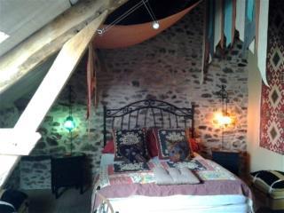 Arbre à Fruits : Chambre aux Poires - Chamboulive vacation rentals