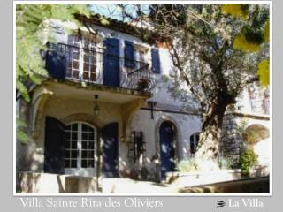 Nice Villa with Internet Access and Dishwasher - Valbonne vacation rentals
