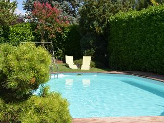 House with a private seawater swimming pool - Grenoble vacation rentals